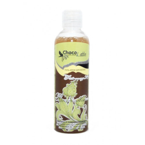 Фито-шампунь для волос  ФОРМУЛА №3  восстановление поврежденных волос  200ml ChocoLatte